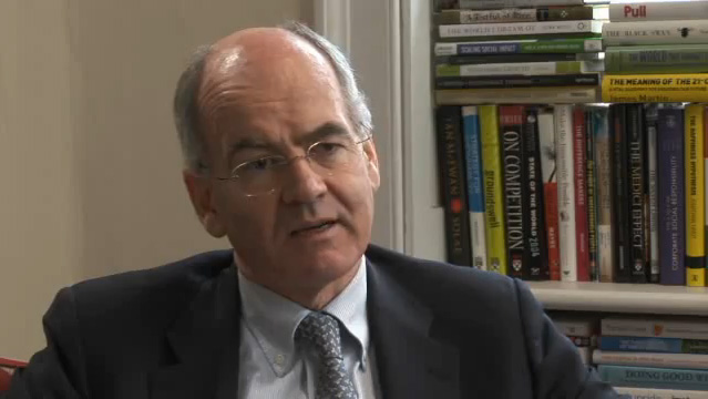 John Elkington, Founder and Executive Chairman, Volans