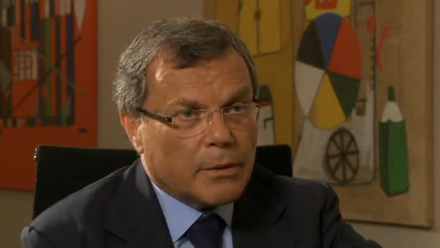 Martin Sorrell, CEO, WPP Group