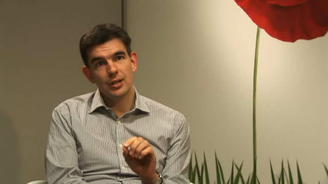 Matt Brittin, Chief Executive, Google UK
