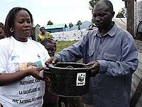 Distributing stoves