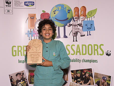 Green Ambassador Summit 2015  at the Living Planet Centre