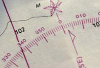 Sailing chart