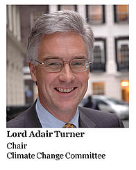 Lord Adair Turner