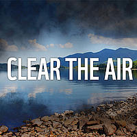 Clear the air facebook sharing logo