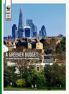 Cover photo from the WWF-UK report A Greener Budget