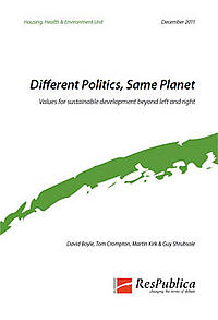Different Politics, Same Planet