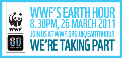 Earth Hour 2011 were taking part