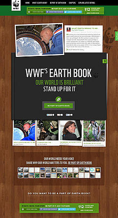 WWF's Earth Book