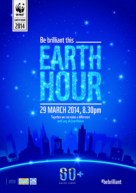 Earth Hour 2014 Poster