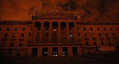 Stormont blacks out for Earth Hour
