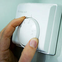 Switching down the thermostat