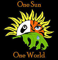 One Sun One World logo Glorivel Orpilla