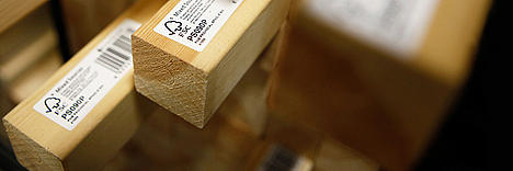 FSC certified wood