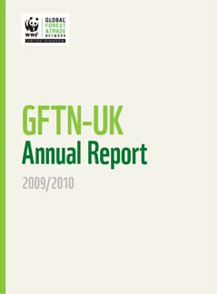 WWF GFTN-UK Annual Report 2009/10