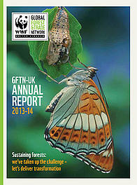 Cover of the GFTN-UK Annual Report