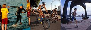 Homepage banner - London Triathlon