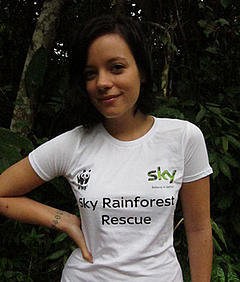 © Sky Rainforest Rescue