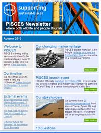 PISCES Newsletter