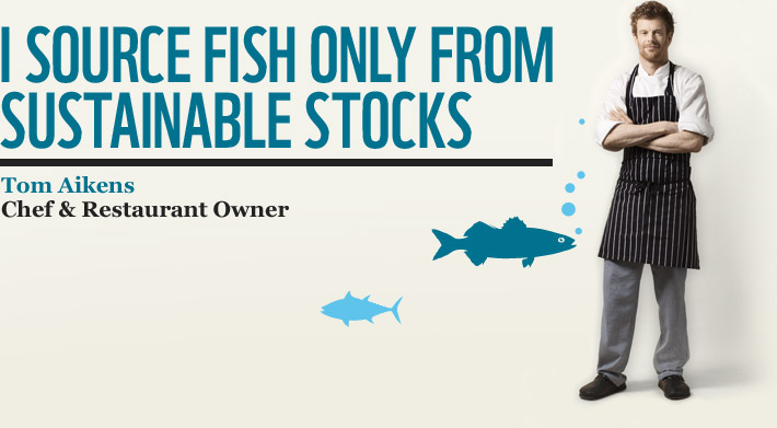 Sustainable fish is vital to end overfishing