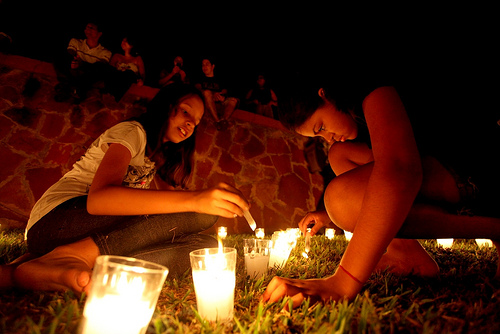 Earth Hour 2012 - Brazil Campo Grande event