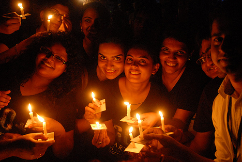 Earth Hour 2012 in India