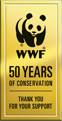 50 years of conservation © WWF