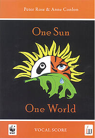 One Sun One World score cover