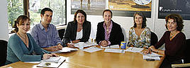 Public affairs team © Greg Armfield / WWF-UK