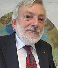 Professor Peter Wadhams