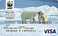 MBNA/WWF credit card