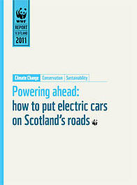 Powering Ahead report cover
