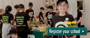Register for WWF's Green Ambassadors