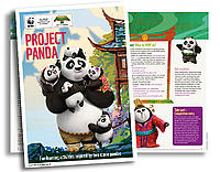Kung Fu Panda 3 schools resource pack