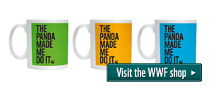 WWF Shop Mugs