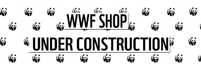 WWF-UK Shop under construction