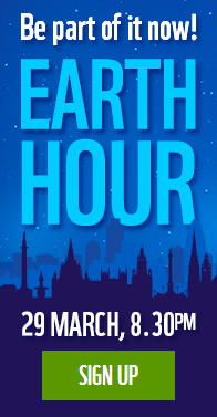 Sign up to Earth Hour 2014