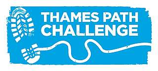 Thames Path Challenge pictures