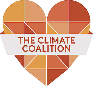 climate coalition logo for the love of