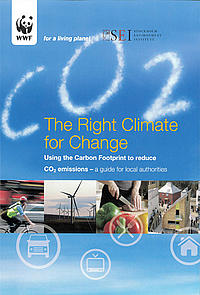 Right Climate for Change front cover