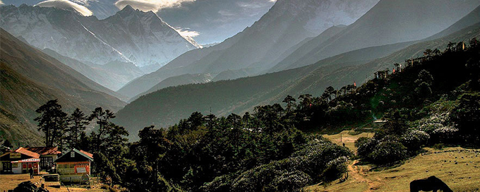 The Eastern Himalayas