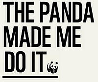 The Panda Made Me Do It