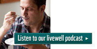 Valentine Warner Livewell Podcast