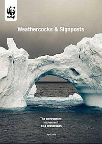 Weathercocks & signposts, report cover image