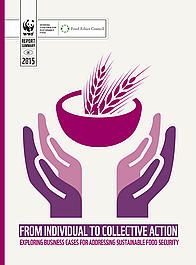 Food Sustainability Report 2015 Executive Summary front cover