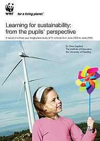 Learning for Sustainability: from the pupils' perspective