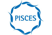 PISCES project logo